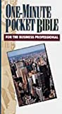 Murdock, Mike: The One Minute Pocket Bible for Business Professionals (One-Minute Pocket Bible Series)