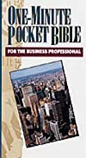 The One Minute Pocket Bible for Business…