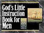 God's Little Instruction Book for Men by…