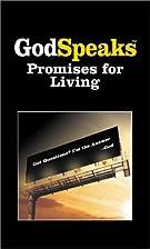 God Speaks Promises by Honor Books