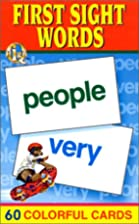 First Sight Words: Flash Cards : 60 Colorful…