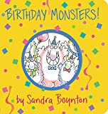 Boynton, Sandra: Birthday Monsters