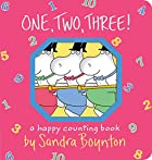 One, Two, Three! by Sandra Boynton