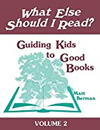What Else Should I Read? Guiding Kids to…