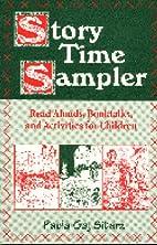 Story Time Sampler Grades K-3: Read Alouds,…