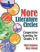 More Literature Circles: Cooperative…
