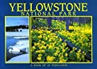 Yellowstone National Park: A Book of 21…
