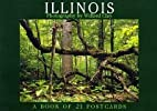 Illinois: A Book of 21 Postcards by…