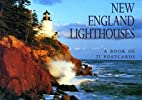 New England Lighthouses: A Book of 21…