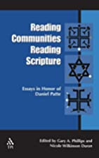 Reading communities, reading Scripture :…
