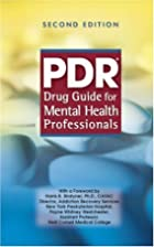 PDR Drug Guide for Mental Health…