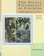 The Social Psychology of Clothing: Symbolic…