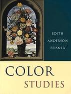 Color Studies by Edith Anderson Feisner