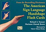 Tennant, Richard: The American Sign Language Handshape Flash Cards: Set 1
