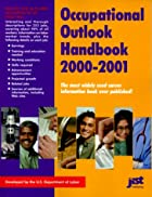Occupational Outlook Handbook 2000-2001 by…