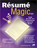 Whitcomb, Susan Britton: Resume Magic