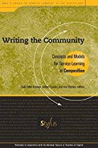 Writing the Community: Concepts and Models…