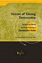 Voices of strong democracy : concepts and…