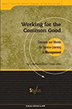 Working for the Common Good: Concepts and…