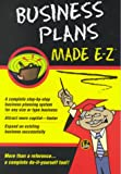 Made E-Z: Business Plans Made Ez