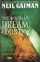 The Sandman: Dream Country by Neil Gaiman