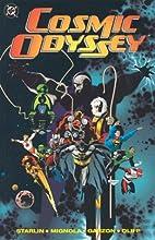 Cosmic Odyssey by Jim Starlin