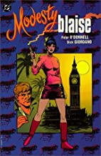 Modesty Blaise by Peter O'Donnell