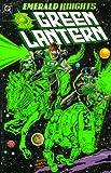 Marz, Ron: Green Lantern: Emerald Knight