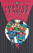 Justice League of America Archives, Volume 5…