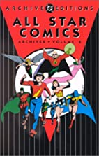 All Star Comics Archives, Volume 6 by…
