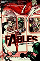 Fables, book 1 : Legends in exile by Bill…