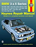 Warren, Larry: Bmw 3 and 5 Series Automotive Repair Manual