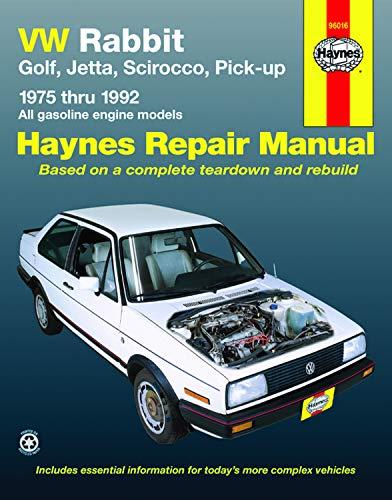 vw-rabbit-golf-jetta-scirocco-pick-up-1975-through-1992-all-gasoline-engine-models