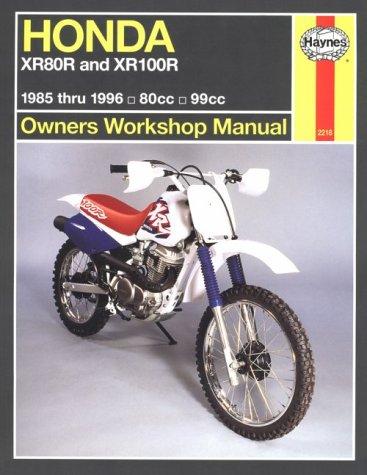 honda-xr80-100r-owners-workshop-manual-models-covered-xr80r-1985-through-2004-xr100r-1985-through-2003haynes-owners-workshop-manual-series