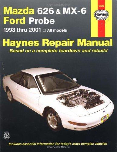 mazda-626-mx-6-and-ford-probe-1993-2001-automotive-repair-manual-haynes-repair-manual
