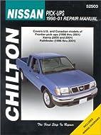 Nissan Pick-ups 1998-2001: Frontier…