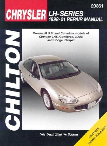 chrysler-lh-series-1998-2001-repair-manual-covers-all-chrysler-lhs-concorde-300m-and-dodge-intrepid-models-chiltons-total-car-care-repair-manual