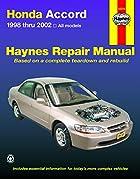 HONDA ACCORD 1998-2002 (Haynes Repair…