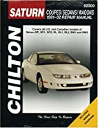 Saturn S-Series Coupes/Sedans/Wagons…