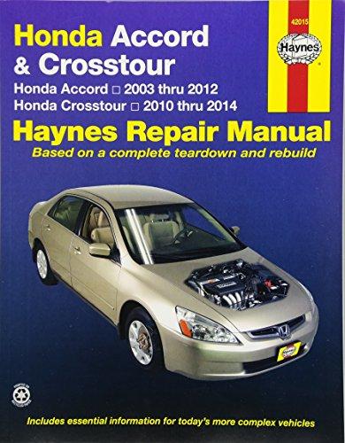 honda-accord-2003-2007-repair-manual-haynes-repair-manual