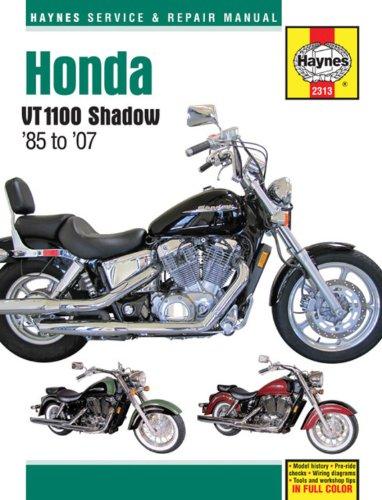 honda-vt1100-shadow-85-07-haynes-service-repair-manual