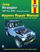 Jeep Wrangler 1987 thru 2008 (Haynes Repair…