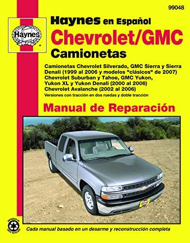 chevrolet-and-gmc-camionetas-manual-de-reparacin-haynes-automotive-repair-manuals-spanish-edition