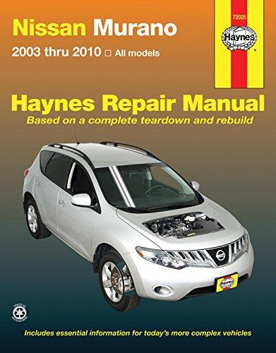 nissan-murano-2003-thru-2010-all-models-haynes-repair-manual