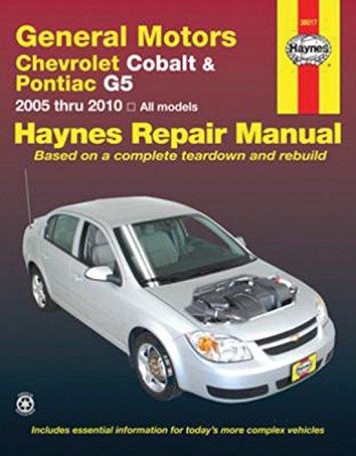 general-motors-chevrolet-cobalt-pontiac-g5-2005-2010-repair-manual-haynes-repair-manual