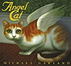 Angel Cat by Michael Garland