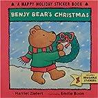 Benjy Bear's Christmas by Harriet Ziefert