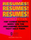 Career Press Inc: Resumes! Resumes! Resumes!