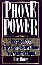Phone power : increase your effectiveness…