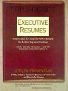 Top Secret Executive Resumes by Steve…